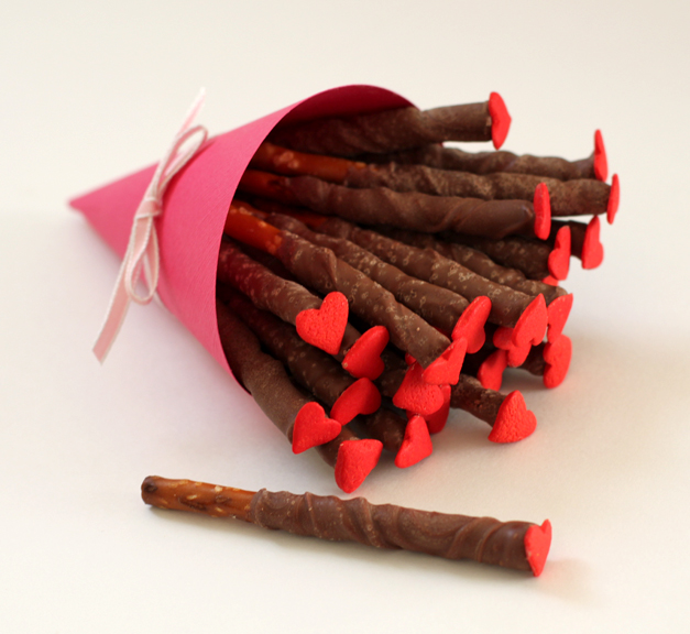 Valentine s day chocolate recipes easy