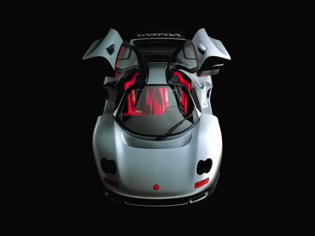 169. Japońskie koncepty #03: Jiotto Caspita. staryjaponiec blog 日本車, スポーツカー, スーパーカー, ジオット キャスピタ