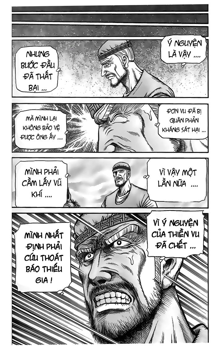 Chú Bé Rồng - Ryuuroden chap 115 - Trang 20