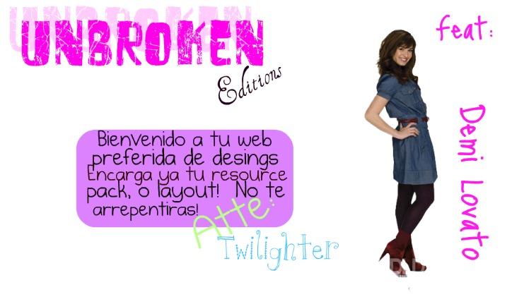 Unbroken Editions