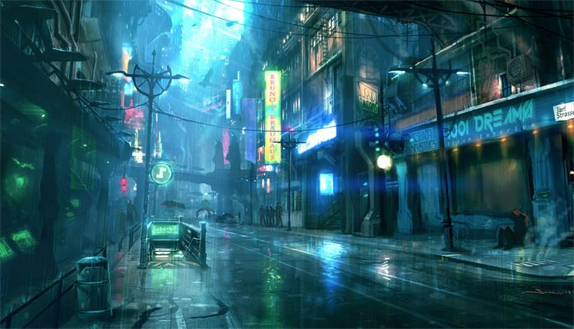 Dreamfall Chapters Concept