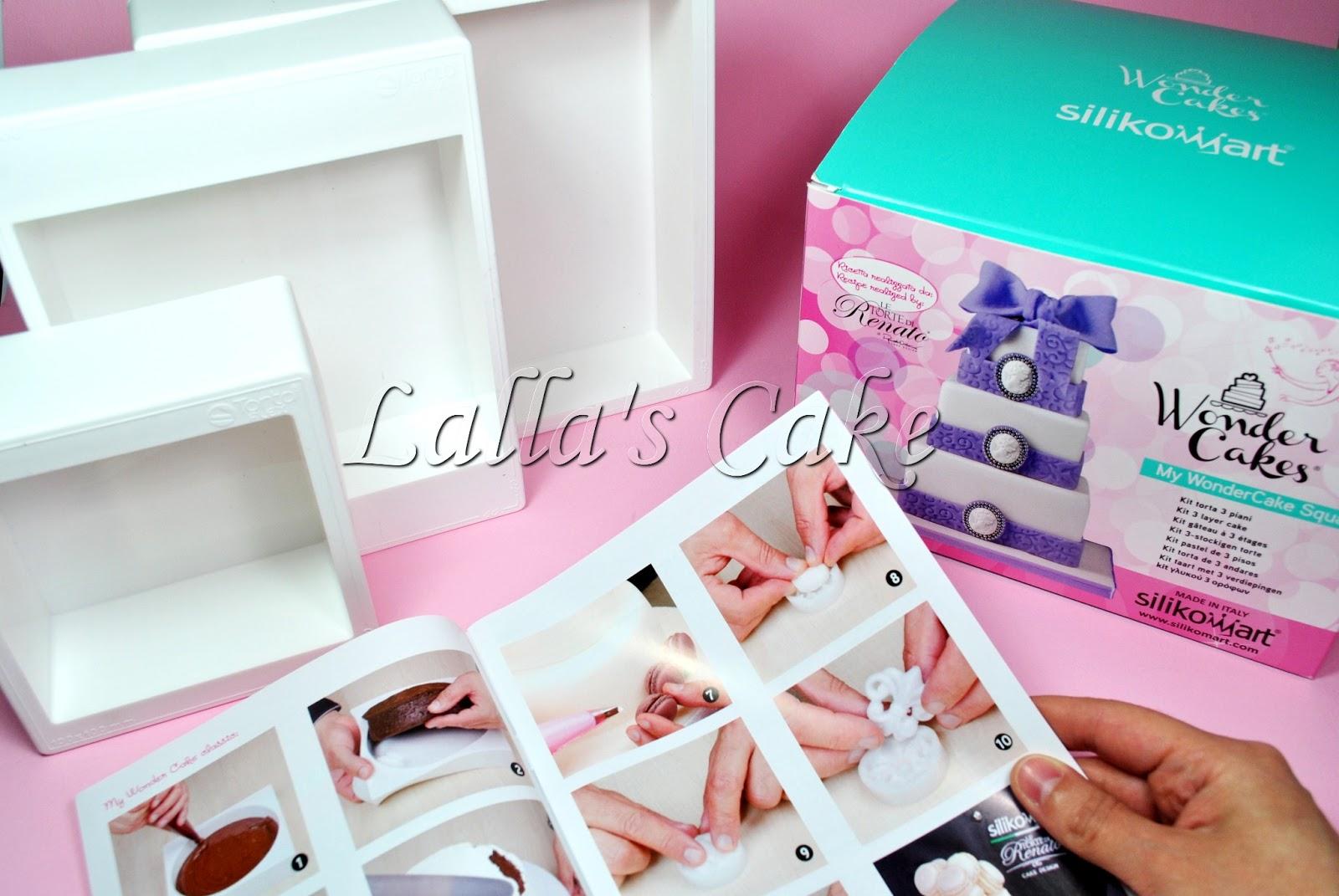 Renato Cake Design Ricetta Pasta Di Zucchero : Lalla s Cake - sugar art & cake design: Wonder Cakes by ...