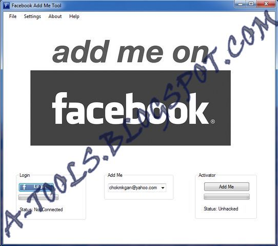 how to auto add friends on facebook