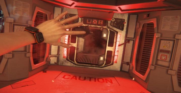 Alien Isolation exploration
