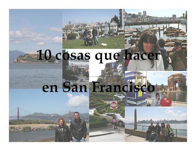 10 cosas que hacer en San Francisco