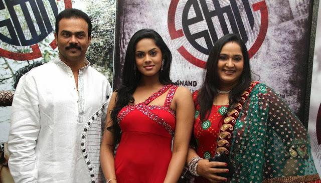 Thulasi Nair family