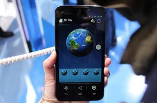 ZTE Grand Memo, Smartphone Android Super Besar Dengan Layar 5.7 Inch