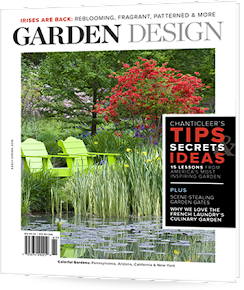 GARDEN DESIGN - New Spring Issue!