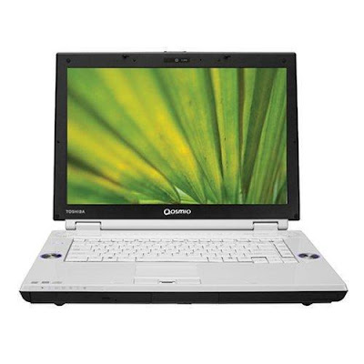 Toshiba Qosmio F45AV410 PC Notebook Review 