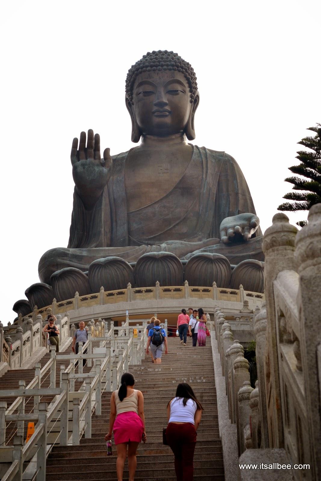 Lantau Island | Big Buddha & Twelve Divine Generals HK