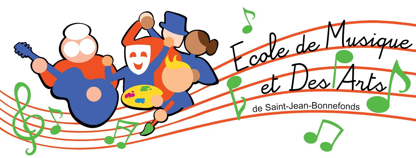 Ecole de musique de Saint-Jean-Bonnefonds