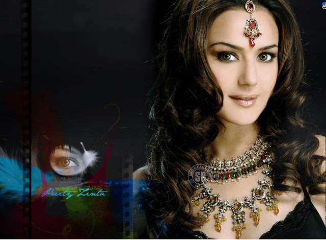 Preity Zinta HD Wallpaper