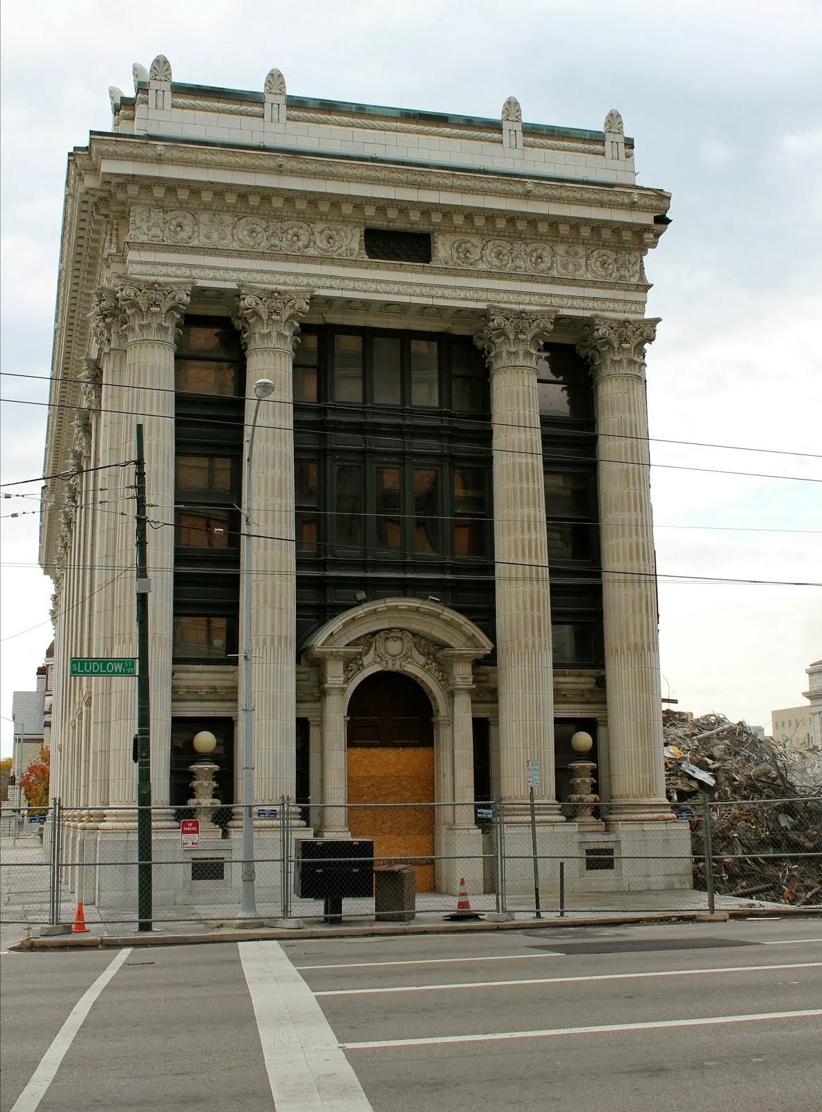 old Dayton Daily News building