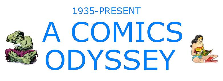 1935-Present: A Comics Odyssey