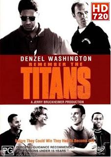 Ver Titanes, hicieron historia (2000) Online
