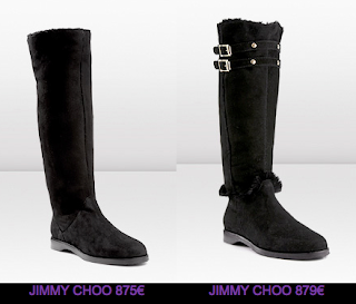 Botas Jimmy Choo