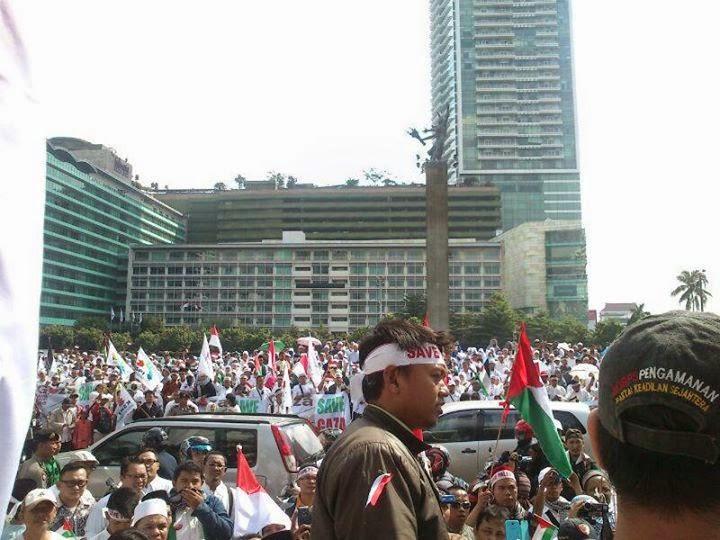 Koalisi Merah PuTIH palestina
