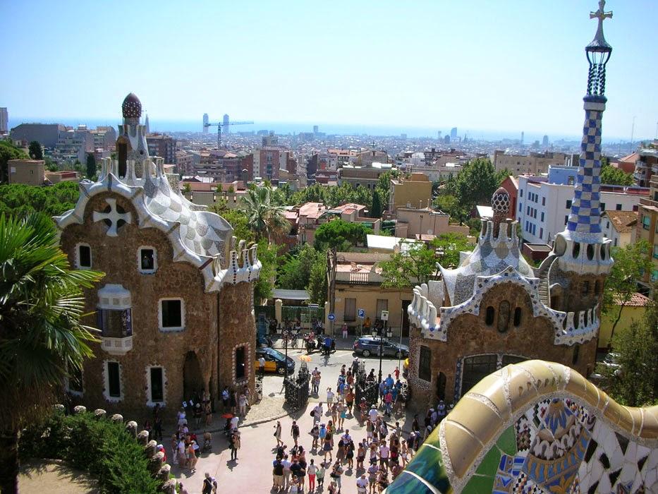 Barcellona in 12 ore cosa vedere in un giorno for Dove dormire a barcellona centro
