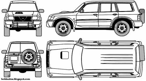 bold autos  nissan patrol