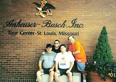 Anheuser Busch Factory- St. Louis, Missouri