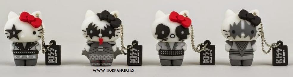 USB Hello Kitty version Kiss