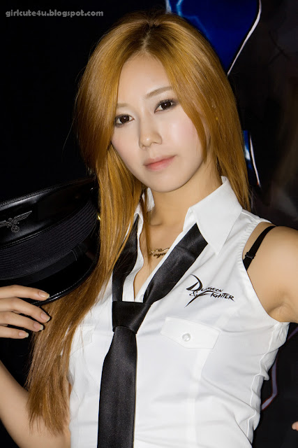 11 Kim Ha Yul- Dungeon Fighter 2011 Events-very cute asian girl-girlcute4u.blogspot.com