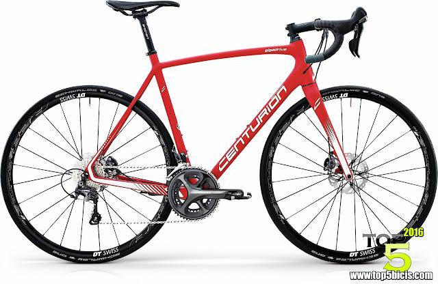 Centurion GIGADRIVE DISC 4000, una bici muy compensada en todos los sentidos