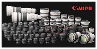 daftar harga lensa canon