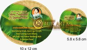 Cetak Stiker Vinyl Surabaya