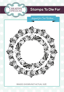 Creative Expressions UMS690 Stamp