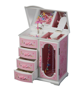Jewelry Boxes For Girls Picture