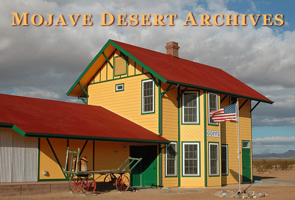 Mojave Desert Archives