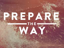 Prepare the Way of the Lord - Advent sermon