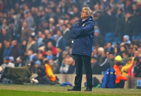 Manchester City Sulit Bicara Di Liga Champions