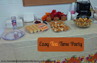 How to Host an Easy Tea Time Party for All Ages