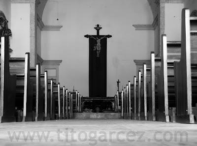 Igreja do Convento do Carmo, em São Cristóvão - Sergipe - Por Tito Garcez
