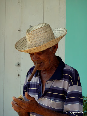 Cuba - photo - portrait