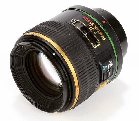 Pentax SMC DA* 55mm f/1.4 SDM фото