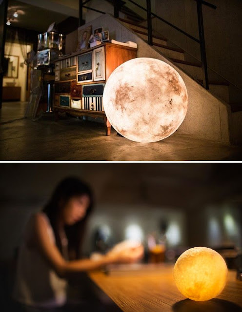 bring the moon along with you with luna lantern