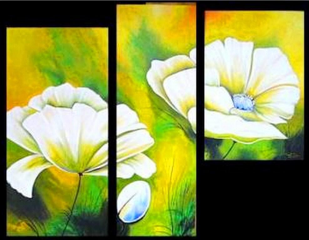 Cuadros modernos pinturas y dibujos cuadros f ciles de pintar - Ideas para pintar cuadros ...