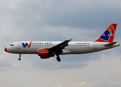 Programmazione Voli Windjet 17 e 18 agosto 2012
