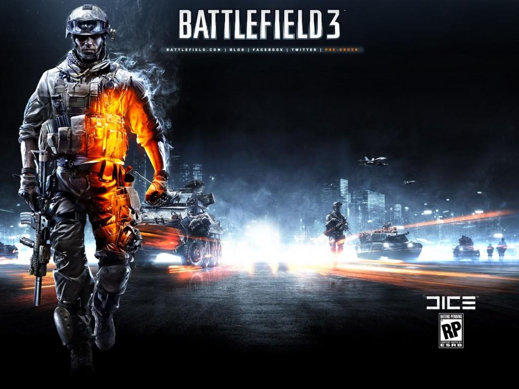 Battlefield 3 Game