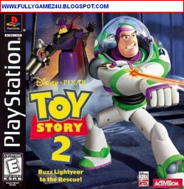 Download Toy Story 2 Game