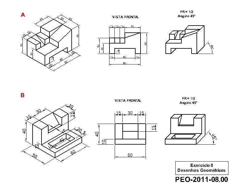 JamesCAD - desenhos mecânicos, civil, mobiliário, pré