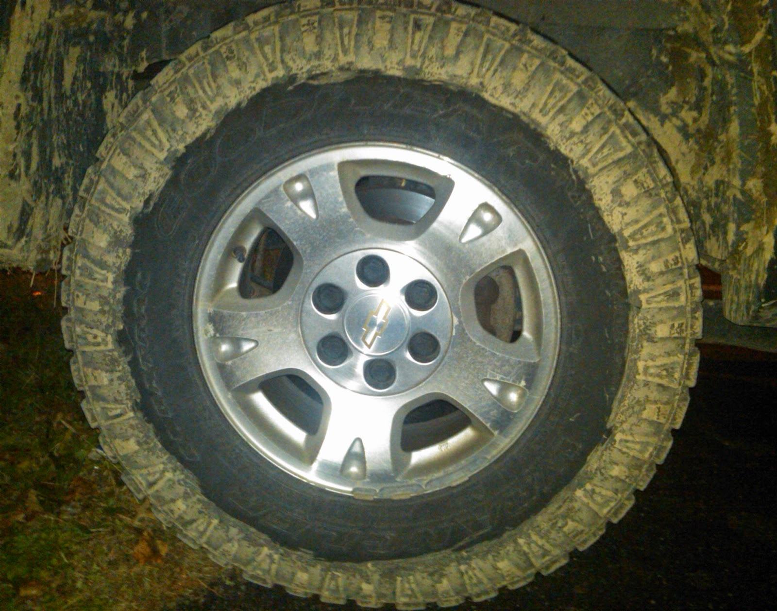 Roody s reviews thoughts and ramblings Tire parison