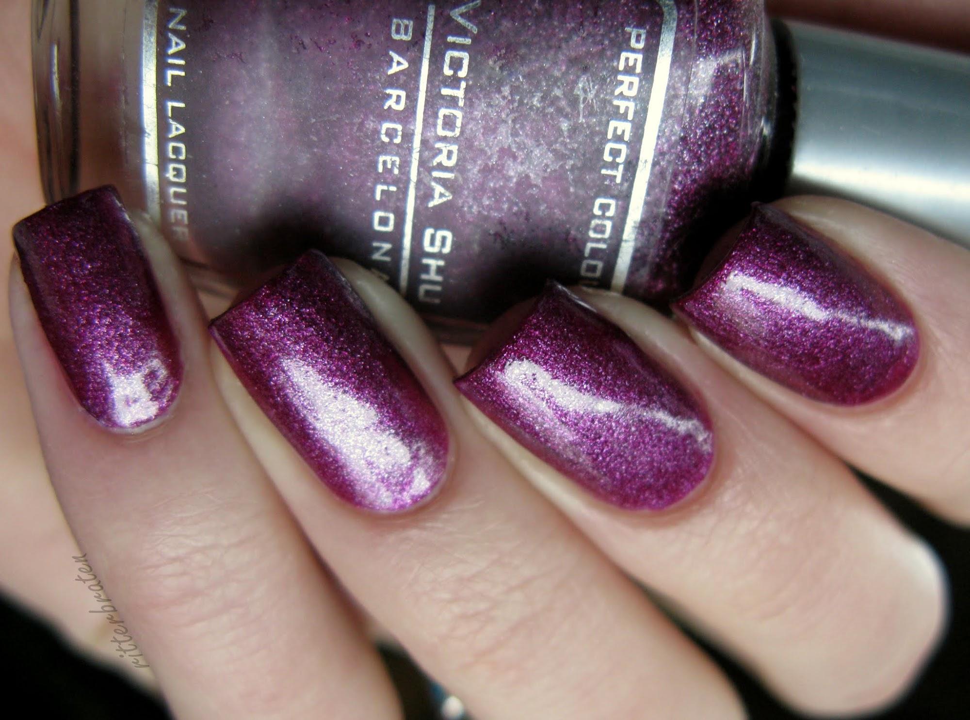 Victoria Shu лаки для ногтей