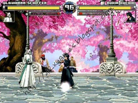 Free Download Games - Bleach MUGEN 2010