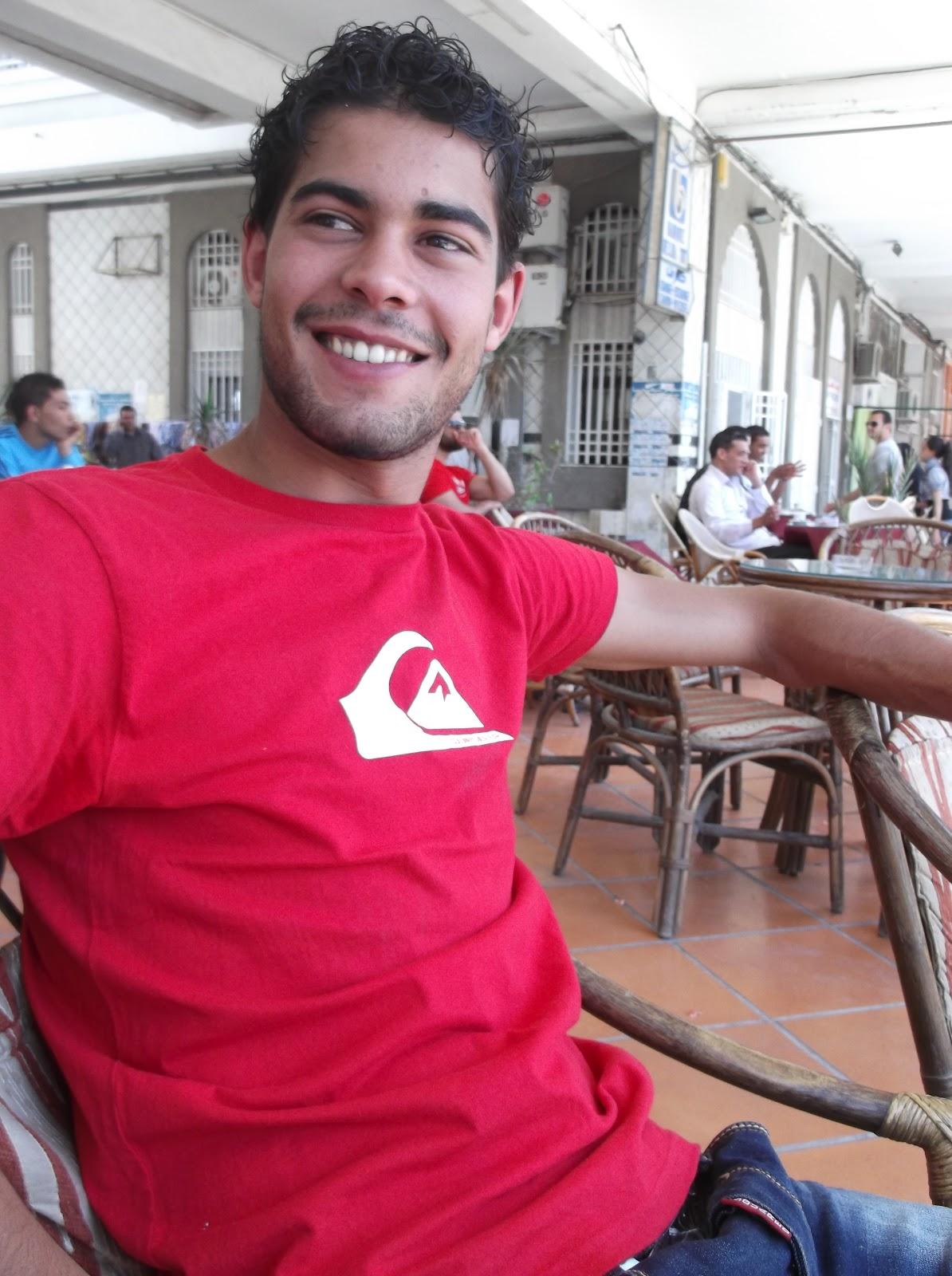 tunisialainen mies