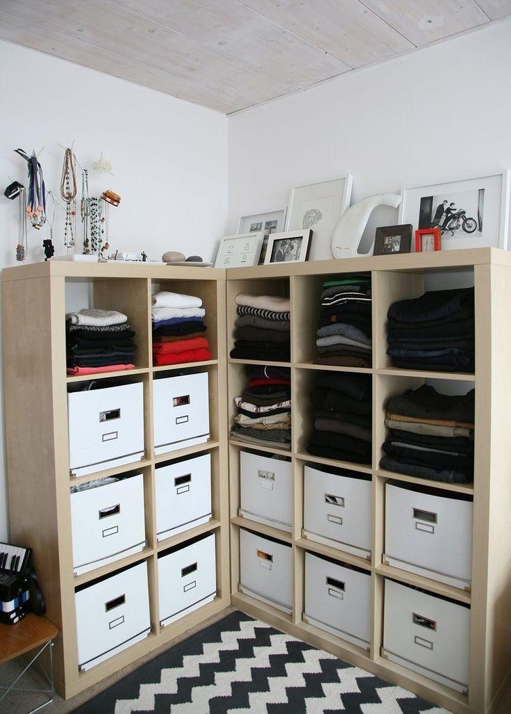 Mi mueble auxiliar favorito de ikea kallax - Mueble expedit ikea ...