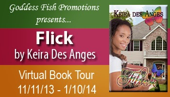 http://goddessfishpromotions.blogspot.com/2013/09/virtual-book-tour-flick-by-keira-des.html